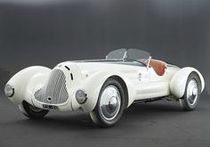 1931 Alfa Romeo 6C  1750 Rodaster