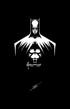 Batman Dark by AndrewFroedge.deviantart.com on @deviantART