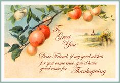 quotes for thanksgiving day cards - Buscar con Google