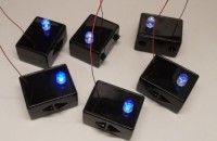 Ghost Detector Array – 6 Pieces These bad boys detect spirirtual presence using ultra-sensitive emf detection equipment. Now you can place multiple units in different areas instead of walking around with your one EMF device
