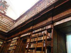 Frammenti di storia cremonese: Collegio ALBERONI di Piacenza: la BIBLIOTECA
