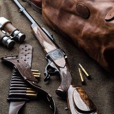 """This is the first Westley Richards single shot Farquharson take down rifle built in the last 100 years. It is in 450/400 3"""" calibre #WestleyRichards #Shooting #Hunting #ShootingAccessories #Shot #Shooting #BritishShootingShow"""