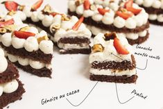 Vanilla Ganache, Whipped Ganache, Cake Chocolat, Number Cakes, English Food, Sponge Cake, How To Make Cake, Nutella, Chocolate Cake
