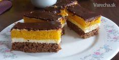 Sunquickový koláč