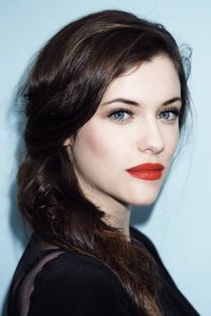 Jessica de Gouw // Merelei exactly. @cnzuckerman this is the other girl, the one that *doesn't* look like Florence LOL