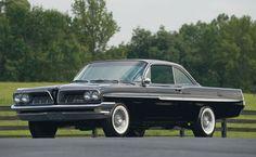1961  Pontiac Ventura Super Duty 421 2x4bbl V8/T10 4speed/4.10 Safe-T-Track axle & 8 lug wheels