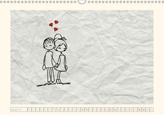 Liebe und Notizen - CALVENDO