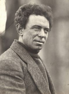 Frank Hurley 1885-1962.    Renowned photographer of Shackleton's Antarctic expedition, War photographer and much more.