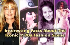 Interesting Facts About The Iconic 1970s Fashion Scene https://didyouknowfashion.com/2016/04/05/interesting-facts-about-the-iconic-1970s-fashion-scene/