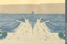 Plan de Chicago. Burnham. 1909