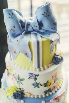 Cake: Sweet T's Bakeshop