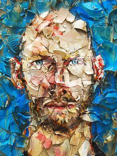 In this week begins international exhibition of contemprary art in Bologna. I would like to open this event with Julian Schnabel paintings. Art Painting, Photo Art, Fine Art, Contemprary Art, Painting, A Level Art, Art, Mosaic Art, Contemporary Art