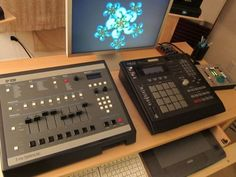 MPC 3000 and SP 1200? Awesome combo.