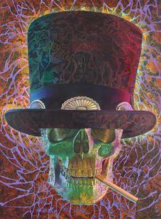 Slash Colorized, Ron English