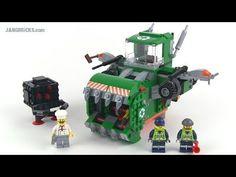LEGO Movie set review: Trash Chomper 2-in-1!! 70805