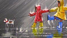 http://aufildelaviecejour.blogspot.com/: Le joli monde de Pete RUMNEY
