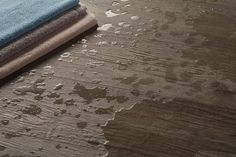 Keep your floor looking new. #quickstep #loveyourlaminate #waterresistant