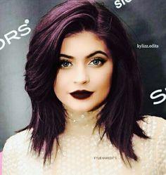 Plum Medium Hairstyles | 25+ best ideas about Burgundy plum hair on Pinterest ...