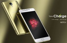 Infinix Note 4 X572 Has Been Launched  Check Out It's Official Specs Price in Nigeria and Kenya