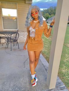 Boujee Outfits, Cute Swag Outfits, Teenage Outfits, Teen Fashion Outfits, Dope Outfits, Casual Summer Outfits, Classy Outfits, Outfits For Teens, Trendy Outfits