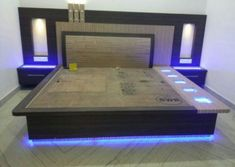 woodworkingidea bedroom09 Wardrobe Design Bedroom, Bedroom Cupboard Designs, Bedroom Bed Design, Bedroom Furniture Design, Modern Bedroom Design, Home Interior Design, Wood Bed Design, Bed Frame Design, Wood Furniture Legs