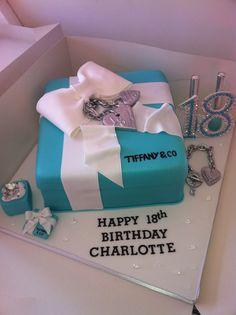 - tiffany cake