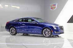 Cadillac ATS Coupe 2015 Car NAIAS