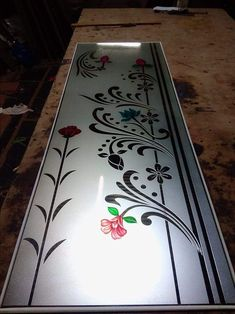 Deep And Color Glass Design