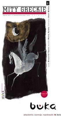 Mity greckie - Chimera - Płyta CD + książeczka - Twór Nieba i twór Ziemi. Piękny, skrzydlaty koń i ohydny, ziejący ogniem potwór. Pegaz i Chimera.