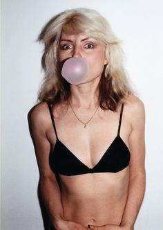 Debbie Harry's glory years – in pictures