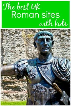 The UK's top Roman sites with kids - the best Roman places to visit in UK from forts and villas to ancient Roman cities and museums, including options in England, Wales and Scotland. Perfect for kids studying Roman history. Places To Visit Uk, Places To Travel, Travel Destinations, Days Out With Kids, Family Days Out, Travel With Kids, Family Travel, Roman Britain, Roman City