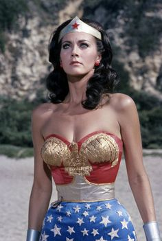 Why You Won't See the Original Wonder Woman, Lynda Carter, in the New Wonder Woman Movie