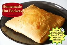 Homemade Hot Pocket Clone