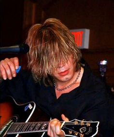 Johnny Rzeznik of the Goo Goo Dolls <3 stole from the Dizzy Up The Girl Facebook page