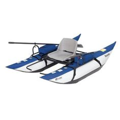 ***NEW***Roanoke Inflatable Pontoon Boat  Nimble and reliable 8' pontoon boat  $299.99
