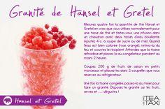 Un des thés favoris de notre collection. Granite, Recipies, Peach, Candy, Homemade, Baking, Vegetables, Food, Collection