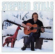 Stephen Stills debut album (as a soloist) 1970