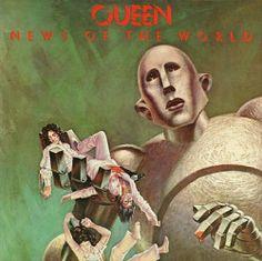 Great Album Cover from Queen