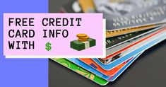 Free credit card info with money in 2021 Beginners guide