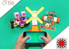3ders.org - Tio toy kit encourages children to 3D print and create their own remote controlled toys | 3D Printer News & 3D Printing News