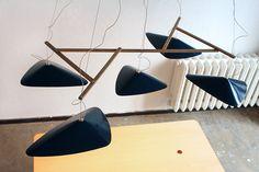 Emily Pendant by Daniel Becker Design Studio