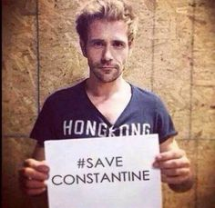 matt ryan actor | Matt Ryan, actor que interpreta a Constantine, ya inició lacampaña # ...