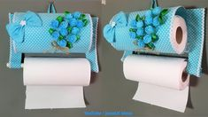 PORTA PAPEL TOALLA reciclando una botella(kit para cocina #1) - YouTube Creative Crafts, Fun Crafts, Diy And Crafts, Crafts For Kids, Arts And Crafts, Felt Animal Patterns, Stuffed Animal Patterns, Plastic Bottle Crafts, Diy Flowers