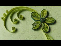 Papel Quilling Cartões Mão Flor Funciona handiworks # 12