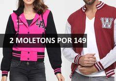 Desconto Zattini, compre 2 moletons por apenas 149 reais. São mais de 100 modelos de moletons femininos, masculinos e infantis  http://desconto.gratis/cupom/2-moletons-por-149-zattini/  #desconto #zattini #moletons #moda #inverno #modafeminina #modamasculina