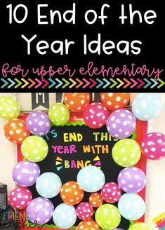 End of the Year activities for the upper elementary classroom that are engaging, fun, and rigorous! Keep your kiddos engaged with these end of the year ideas and freebies!