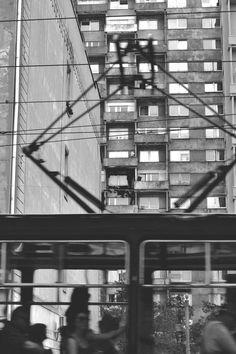 Utility Pole, Buildings, Street, Car, Automobile, Roads, Cars