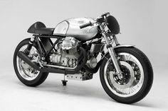 Moto Guzzi Le Mans #CafeRacer by Kaffeemaschine