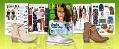 Styliści magazynu HOT MODA zaprezentowali m.in. modne modele z kolekcji marki Wojas: botki w odcieniach beżu (5582/64) www.wojas.pl/produkt/17786 i brązu (5582/53) www.wojas.pl/produkt/18081 oraz srebrne brogsy (5481/59).