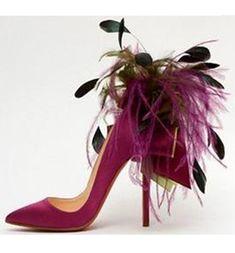 Amazing Maizy Heels (Louboutin)